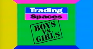 Trading Spaces: Boys vs. Girls – Bild: Discovery/Screenshot