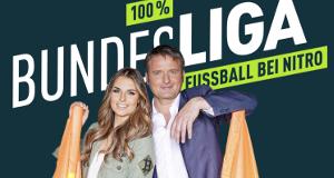 100% Bundesliga – Fußball bei NITRO – Bild: MG RTL D / Stefan Gregorowius