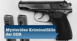 Mysteriöse Kriminalfälle der DDR – Bild: ZDF und BStU/Nadine Grothkopp
