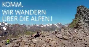 Tamina in den Alpen – Bild: WDR