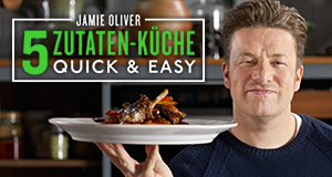 Jamies 5-Zutaten-Küche – Bild: MG RTL D / SamRobinson / ©2017 Jamie Oliver Enterprises Limited