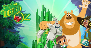 Dorothy und der Zauberer von Oz – Bild: Boomerang