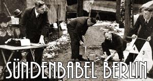 Sündenbabel Berlin – Bild: Spiegel TV