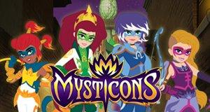 Mysticons – Bild: Nelvana Limited/Nickelodeon