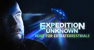 Expedition ins Unbekannte: Die Suche nach Außerirdischen – Bild: Travel Channel