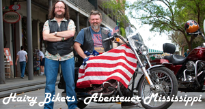 Hairy Bikers – Abenteuer Mississippi – Bild: Hairy Bikers
