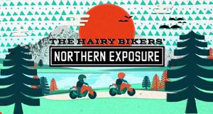 Hairy Bikers – Auf in den Norden! – Bild: BBC Two