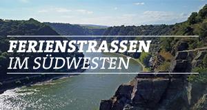 Ferienstraßen im Südwesten – Bild: SWR/Eikon Filmproduktion