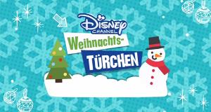 Das Disney Channel Weihnachtstürchen – Bild: Disney Channel