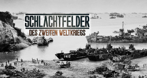 Schlachtfelder des Zweiten Weltkriegs – Bild: DRG/Discovery