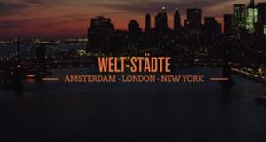 Amsterdam, London, New York – Welt-Städte – Bild: arte