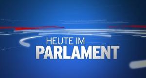 Heute im Parlament – Bild: rbb