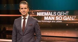 Niemals geht man so ganz – Bild: ZDF/Sascha Baumann