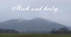 Hoch und heilig – Bild: BR Fernsehen