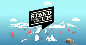 Stand Up! Comedy Show – Bild: Puls 8