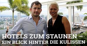 Hotels zum Staunen – Ein Blick hinter die Kulissen – Bild: RTL Living