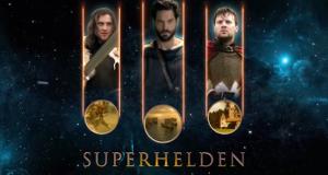 Superhelden – Bild: arte/ZDF