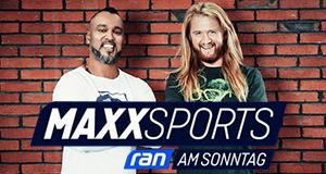 MAXXsports. ran am Sonntag – Bild: ProSieben MAXX / Morris MacMatzen