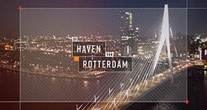 Rotterdam Harbour – Hafen der Superlative – Bild: Zodiak Nederland