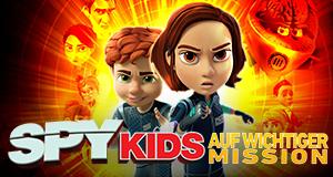 Spy Kids: Auf wichtiger Mission – Bild: Netflix