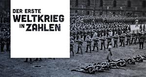 Der Erste Weltkrieg in Zahlen – Bild: Welt
