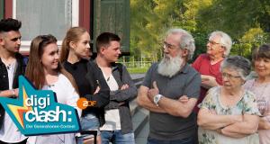 Digiclash: Der Generationen-Contest – Bild: ZDF/Bettina Herzer