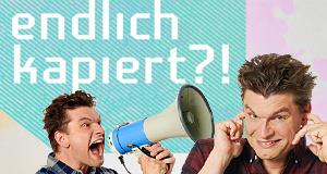 Endlich kapiert?! – Bild: TVNOW / Ruprecht Stempell