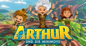 Arthur und die Minimoys – Bild: Disney Channel/Studio 100