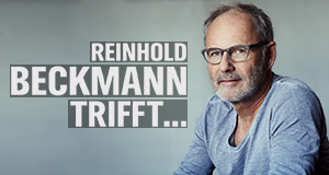 Reinhold Beckmann trifft… – Bild: NDR/Steven Haberland