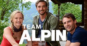 Team Alpin – Bild: ZDF/Andreas Fischer