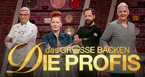 Das große Backen – Die Profis – Bild: Sat.1
