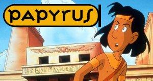 Papyrus – Bild: Dupuis Audiovisuel