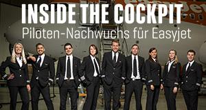 Inside The Cockpit – Piloten-Nachwuchs für Easyjet – Bild: ITV