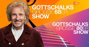Gottschalks große 68er Show – Bild: ZDF/UMBRUCH kommunikation design
