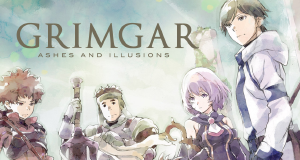 Grimgar, Ashes and Illusions – Bild: A-1 Pictures