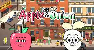 Apfel & Lauch – Bild: Cartoon Network