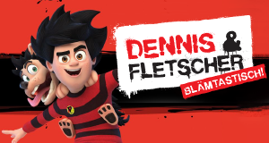 Dennis & Fletscher – Blämtastisch! – Bild: Beano Studios