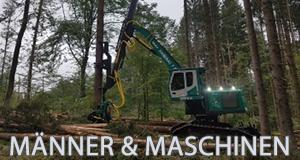 Männer & Maschinen – Bild: Spiegel TV