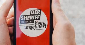 Der Sheriff präsentiert: live & ungefiltert – Bild: WDR