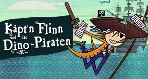 Käpt'n Flinn und die Dino-Piraten – Bild: ZDF/SRL Productions/Telegael Teoranta