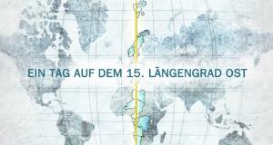 Eine Tagesreise von Spitzbergen bis Namibia – Bild: arte/dm Film & TV Produktion