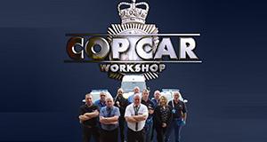 Streifenwagen aufgerüstet – Die Polizeiwerkstatt – Bild: Blink Films/Dave