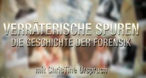 Verräterische Spuren – Bild: ZDF