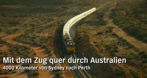 Mit dem Zug quer durch Australien – Bild: NDR