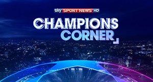 Champions Corner – Bild: Sky