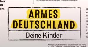 Armes Deutschland – Deine Kinder – Bild: RTL II