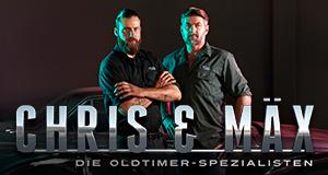 Chris & Mäx: Die Oldtimer-Spezialisten – Bild: DMAX/BECKER LACOUR - Olaf Becker