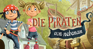 Piraten von nebenan – Bild: Cyber Group Studios/France Télévisions