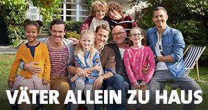 Väter allein zu Haus – Bild: WDR/Guido Engels