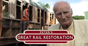Rail Restorations – Profis am Zug – Bild: Brown Bob Productions